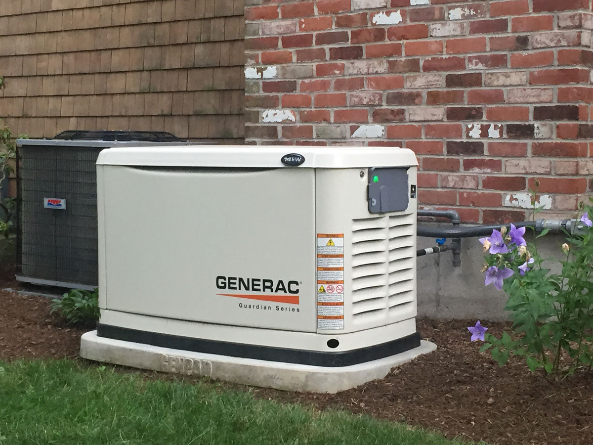 Sunshine Fuels Generator Installs