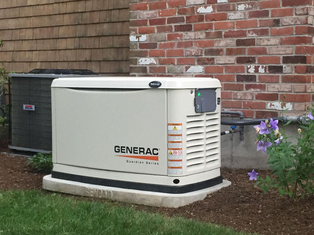 Sunshine Fuels Generator Installs