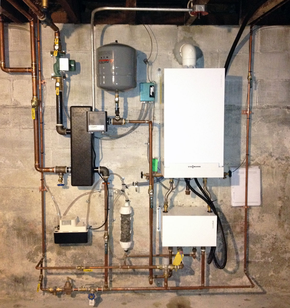 Sunshine Fuels Heating Service Installations